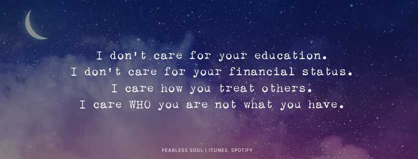 Free Facebook Covers Fearless Soul Inspirational Quotes