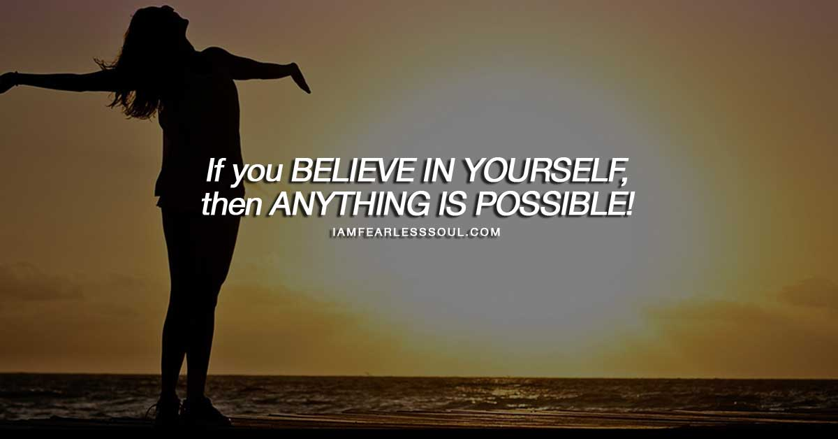 believe in yourself inspirational speech by ashley zahabian