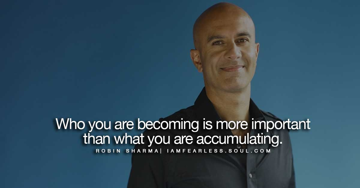 5 Powerful Robin Sharma Quotes Amp Top 10 Rules For Success