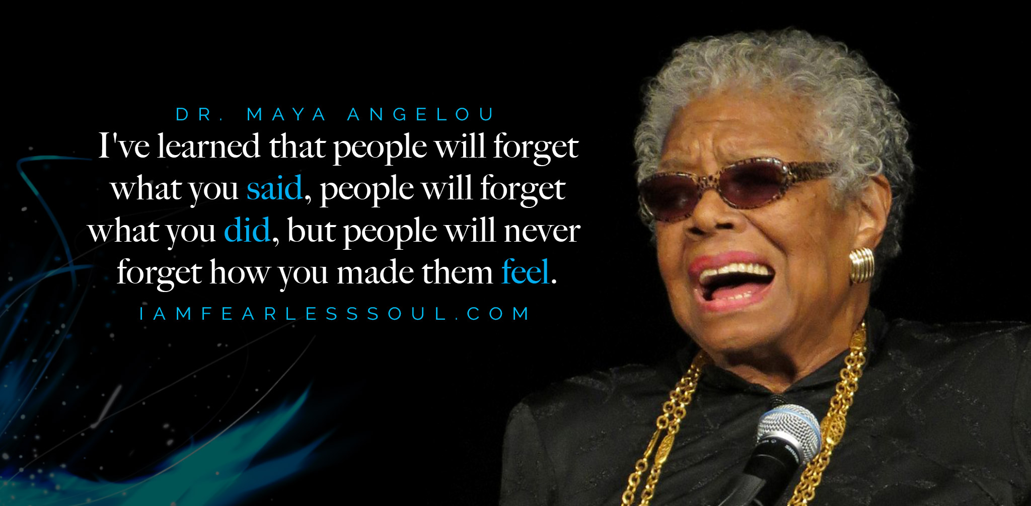 13 Beautiful Maya Angelou Quotes On Living Courageously