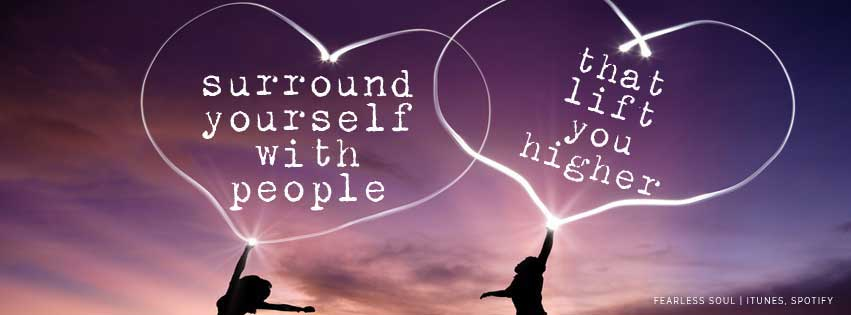 Facebook Cover Photos With Quotes Glamorous Free Facebook Covers  Fearless Soul Inspirational Quotes & Banners