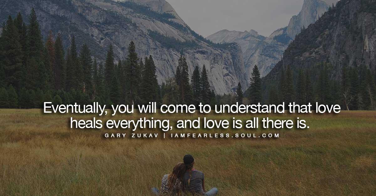 12 Powerful Gary Zukav Quotes On Life And Love