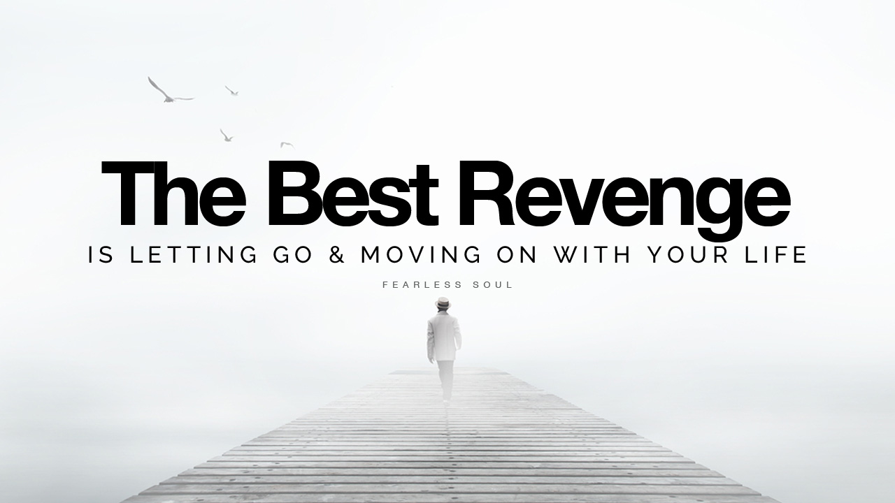 believe in yourself inspirational speech by ashley zahabian the best revenge is letting go moving on your life