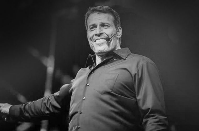 tony robbins overcome depression