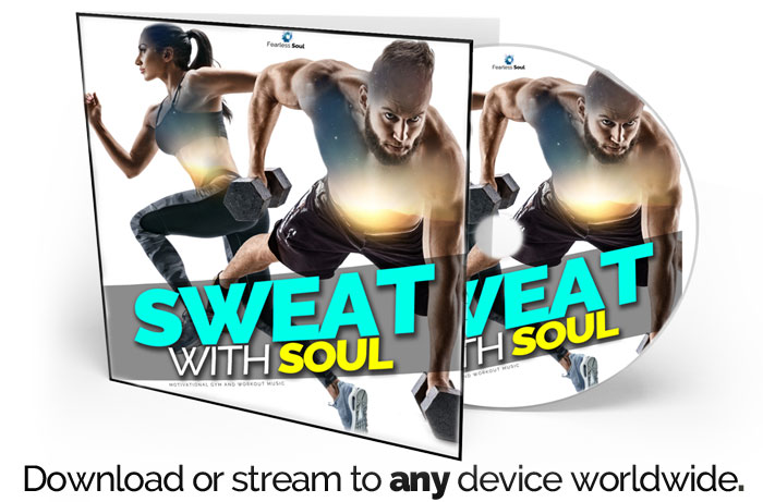 Sweat With Soul - A Workout For Your Body AND Your Mind - EDM Remix