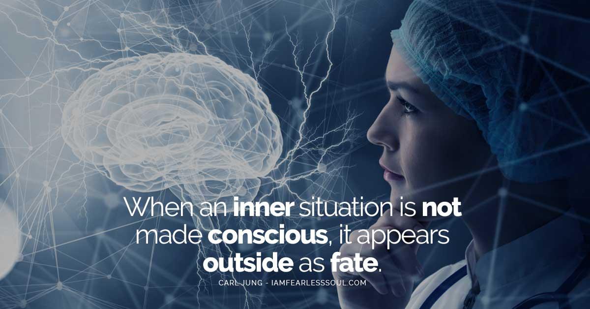live consciously