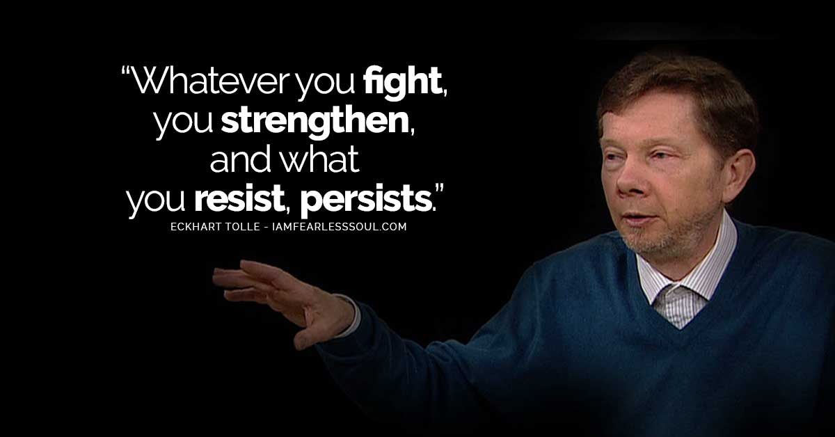 Eckhart Tolle Most Powerful Quotes And 5 Life Lessons To