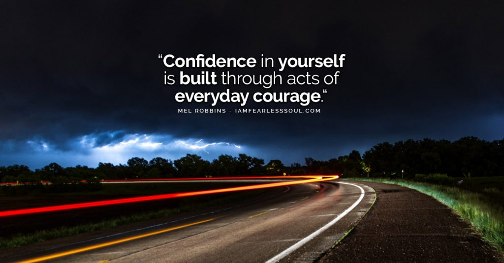 6 Beautiful Mel Robbins Quotes to Inspire Courage