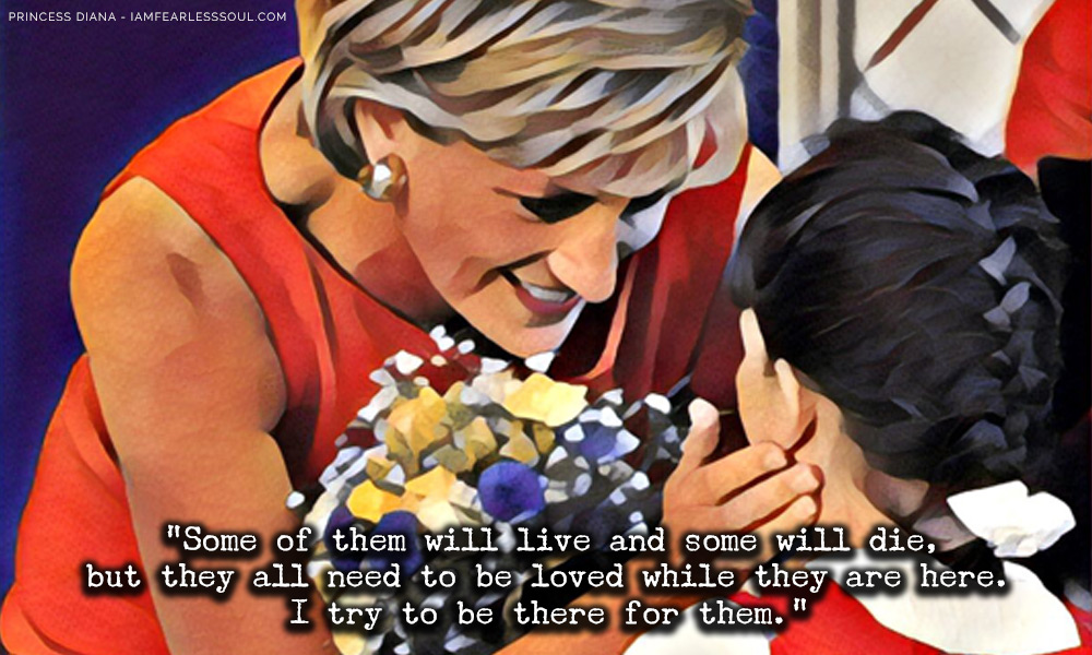 Princess Diana 5 Life Lessons That Will Illuminate You & Most Moving Quotes