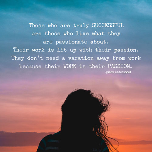 success and gratitude link