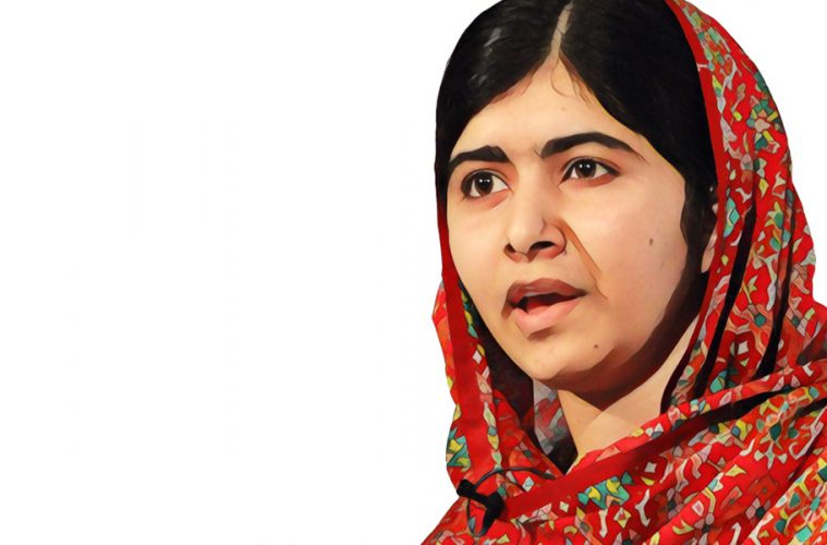 These 9 Malala Yousafzai Quotes Will Make You Fearless I Am Stronger Than Fear Girl Bravery Defiance Courage Brave Hero