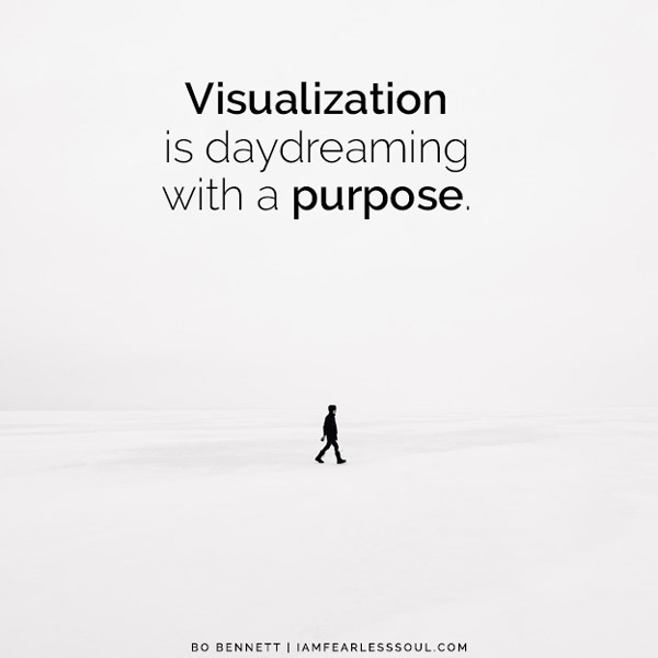 Use these Powerful Visualization Quotes to Create A Beautiful Future
