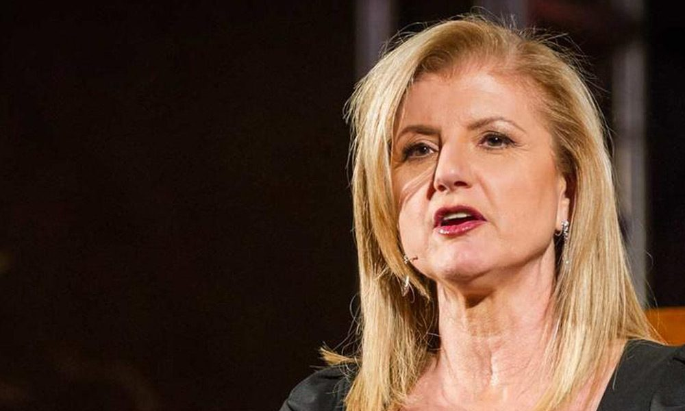 11 Empowering Arianna Huffington Quotes On Success And Fulfilment