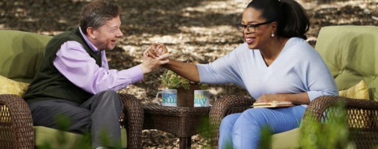 How Eckhart Tolle Brought Himself Back From The Brink Of Suicide