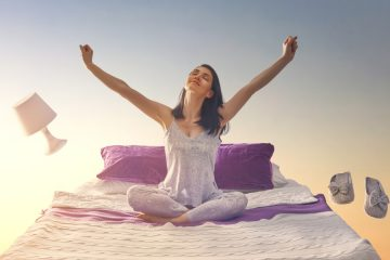 4 Sleep Relaxation Techniques to Help You Sleep Better Than Ever