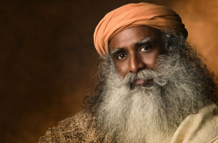 This Spiritual Guru Explains Perfectly How To Live A Happier Life