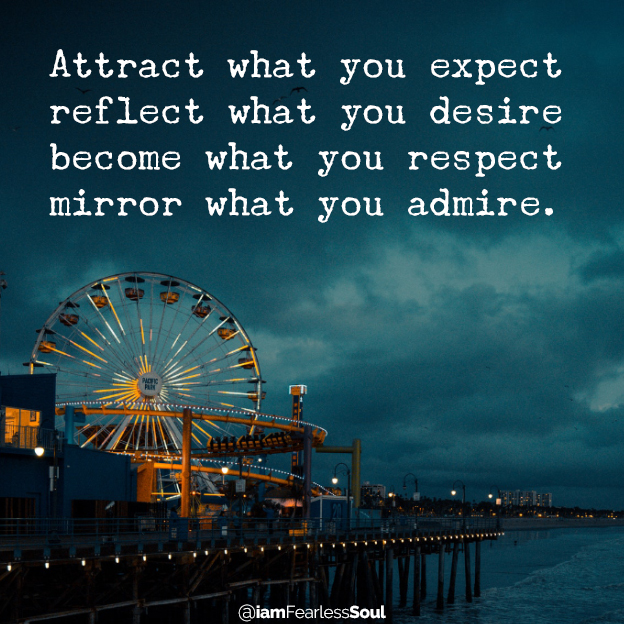 Holding You Back from Attracting The One Belief That's Holding You Back from Attracting More Abundance Attract what you expect reflect what you desire become what you respect mirror what you admire. law of attraction abundance abundant rich money finanicial thoughts become things the secret