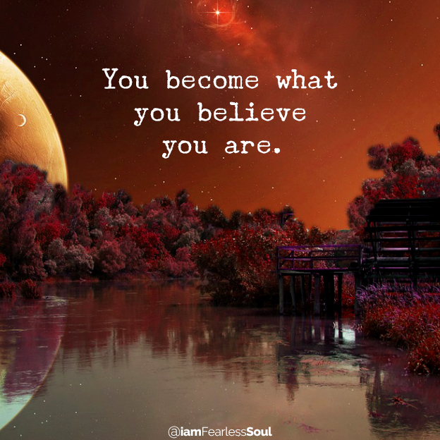 Holding You Back from Attracting The One Belief That's Holding You Back from Attracting More Abundance You become what you believe you are. beliefs law of attraction attracting abundance self money get rich financial how to spiritual confidence happiness