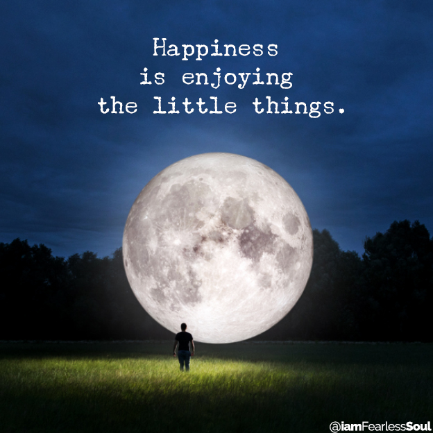 Negative Self Talk 5 Things That Happen When You Don't Stop Negative Self Talk Happiness is enjoying the little things.