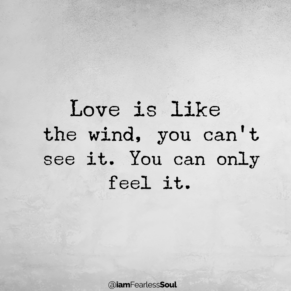 Will I Ever Find Love? Probably Not If You Keep Doing These 3 Things Love is like the wind, you can't see it. You can only feel it.