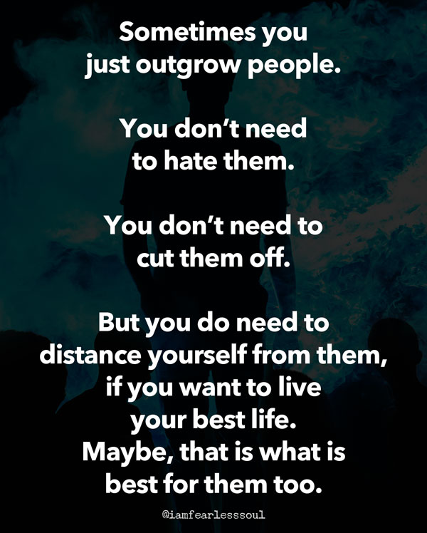 outgrow people