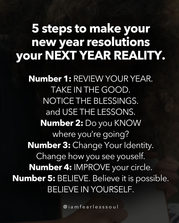 review your year