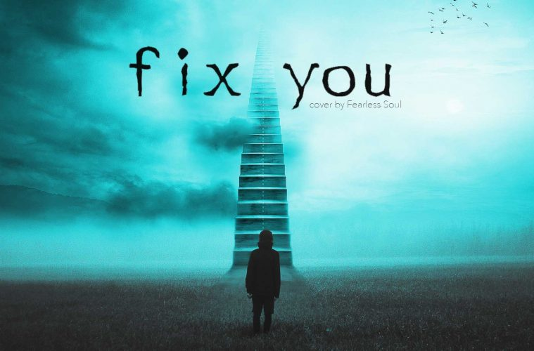 fix you Coldplay cover