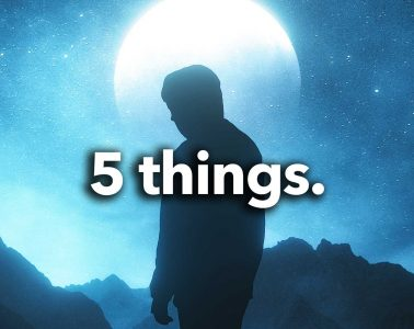 5 things song
